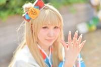 『acosta! コスプレイベント』(4月22日 池袋サンシャインシティ)コスプレイヤー・猫娘さん<br>(『ラブライブ!』南ことり)