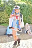 『acosta! コスプレイベント』(4月22日 池袋サンシャインシティ)コスプレイヤー・永遠さん<br>(『ラブライブ!』南ことり)