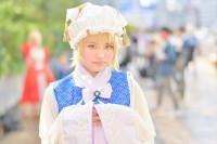 『acosta! コスプレイベント』(4月22日 池袋サンシャインシティ)コスプレイヤー・えみりこさん<br>(『東方Project』八雲藍)