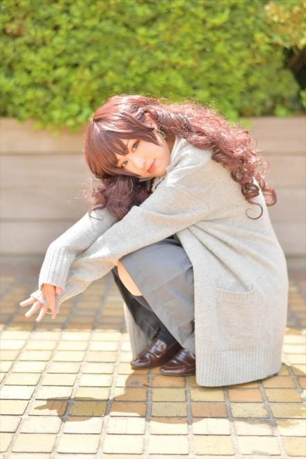 『acosta! コスプレイベント』(4月22日 池袋サンシャインシティ)コスプレイヤー・燕さん<br>(『アイドルマスターシンデレラガールズ』一ノ瀬志希)