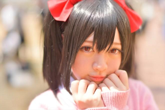 『ラブライブ!』矢澤にこ(りんごあめさん)
