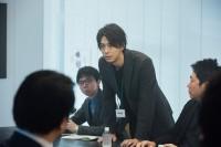 三浦翔平(藤村鉄平役)AbemaTV 『会社は学校じゃねぇんだよ』(C)AbemaTV