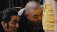 カトウシンスケ(美濃役)  Amazon Prime Video Prime Original『紺田照の合法レシピ』(C) 馬田イスケ・講談社/日活