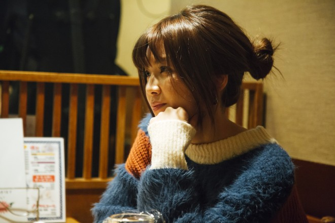 宇野実彩子AAA(水川華子役)AbemaTV 『会社は学校じゃねぇんだよ』(C)AbemaTV