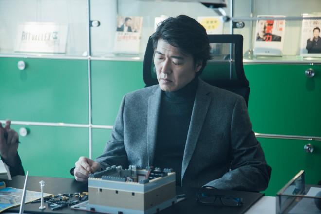 豊原功補(沢辺進役) AbemaTV 『会社は学校じゃねぇんだよ』(C)AbemaTV
