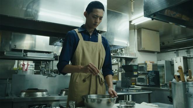 竜星涼(紺田照役) Amazon Prime Video Prime Original『紺田照の合法レシピ』(C) 馬田イスケ・講談社/日活