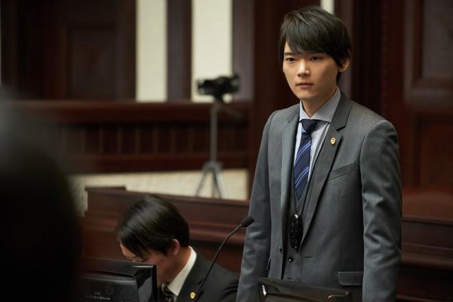 WOWOW『誤判対策室』 古川雄輝(C)WOWOW