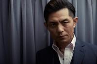 的場浩司 撮影/近藤誠司
