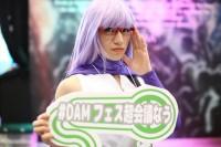 『ニコニコ超会議2018』コンパニオン