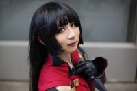 『ニコニコ超会議2018』コスプレイヤー・しのこさん<br>(『Fate/Grand Order』加藤段蔵)