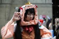 『ニコニコ超会議2018』コスプレイヤー・とおるさん<br>(『鬼灯の冷徹』ミキ)