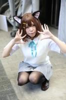 『ニコニコ超会議2018』コスプレイヤー・ちーくんさん<br>(『けいおん!』平沢唯)
