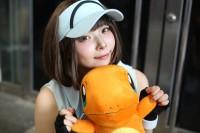 『ニコニコ超会議2018』コスプレイヤー・gyavaさん<br>(『ポケットモンスター』エリートトレーナー)