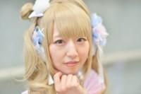 『ニコニコ超会議2018』コスプレイヤー・あきらさん<br>(『ラブライブ!』南ことり)