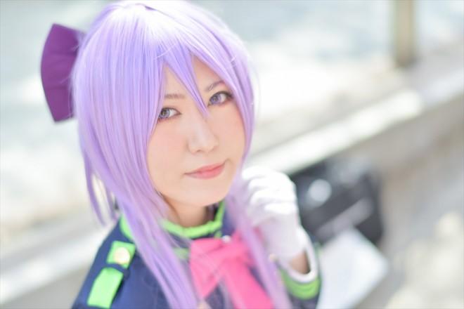 『ニコニコ超会議2018』コスプレイヤー・Ruyaさん<br>(『終わりのセラフ』柊シノア)