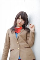 『ガタケット157』コスプレイヤー・飛花さん<br>(『アイドルマスターシンデレラガールズ』島村卯月)