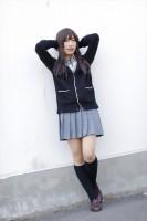 『ガタケット157』コスプレイヤー・ながれさん<br>(『アイドルマスターシンデレラガールズ』渋谷凛)