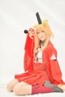 『となりでコスプレ博inTFT(GWとなコス)』コスプレイヤー・丹波あずささん<br>(『Fate/Grand Order』鈴鹿御前)