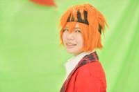『となりでコスプレ博inTFT(GWとなコス)』コスプレイヤー・Rinさん<br>(『アイドルマスター SideM -』若里春名)
