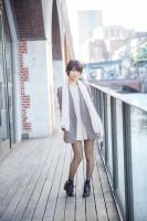 璃波さんビフォー:私服
