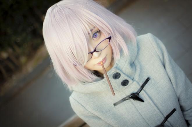 『Fate/Grand Order』マシュ