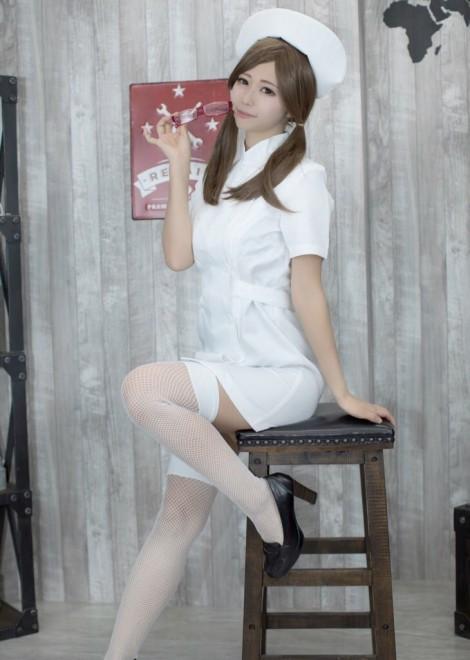 百合亜さんコスプレ写真:オリジナル衣装