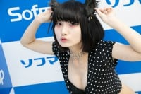 『サンクプロジェクト×ソフマップ』コスプレイヤー・つみれさん<br>(『黒猫ちゃん』)