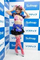 『サンクプロジェクト×ソフマップ』コスプレイヤー・山村茜さん<br>(『チャイナ』)