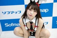 『サンクプロジェクト×ソフマップ』コスプレイヤー・八ッ橋さい子さん<br>(『ラビットランジェリー』)