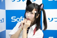 『サンクプロジェクト×ソフマップ』コスプレイヤー・げろた*さん<br>(『黒猫ねこの夏休み』オリジナル)