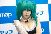 『サンクプロジェクト×ソフマップ』コスプレイヤー・にゃまさん<br>(『一騎当千』呂布)