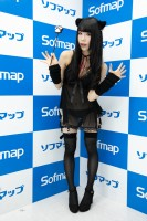 『サンクプロジェクト×ソフマップ』コスプレイヤー・しらゆきさん<br>(『黒猫擬人化』)