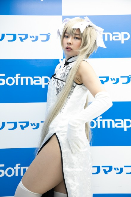 『サンクプロジェクト×ソフマップ』コスプレイヤー・桂華さん<br>(『ヨスガノソラ』春日野穹)