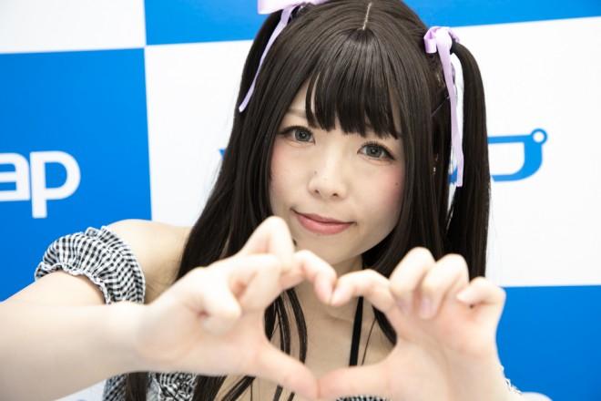 『サンクプロジェクト×ソフマップ』コスプレイヤー・りずなさん<br>(オリジナル)