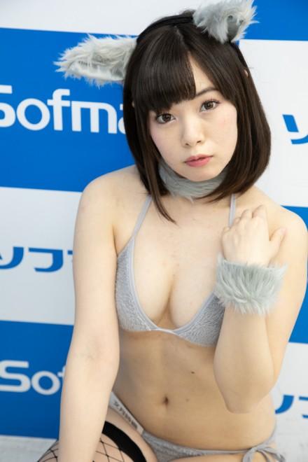 『サンクプロジェクト×ソフマップ』コスプレイヤー・文月詩織さん<br>(オリジナル)