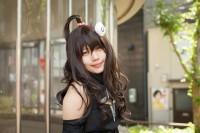 『ホココス 〜南大津通歩行者天国COSPLAY〜』コスプレイヤー・ころまる。 さん<br>(『ToLOVEる』結城美柑)