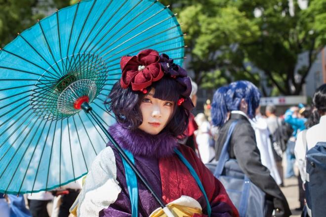 『Fate/Grand Order』葛飾北斎(玄米茶々さん)