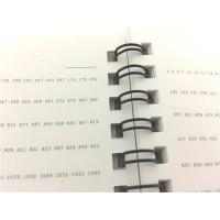 素数ノートの罫線