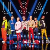「U.S.A.」 初回限定生産盤A ジャケット