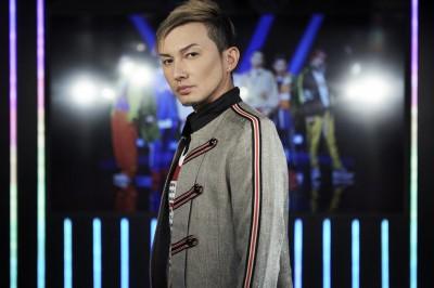 DA PUMPのボーカル・ISSA/写真:Tsubasa Tsutsui(C)oricon ME inc.
