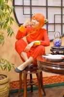 『acosta!(アコスタ)×ハコスタジアム東京@ビビット南船橋』コスプレイヤー・はるさん<br>(『銀魂』神楽)
