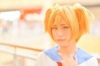 『acosta!(アコスタ)×ハコスタジアム東京@ビビット南船橋』コスプレイヤー・ふじのさん<br>(『ポプテピピック』ポプ子)