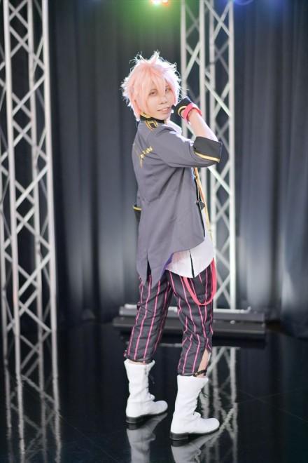 『acosta!(アコスタ)×ハコスタジアム東京@ビビット南船橋』コスプレイヤー・ましたさん<br>(『ツキウタ。』如月恋)