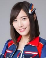 速報第2位 38943票 松井珠理奈(SKE48 Team S)(C)AKS