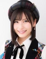速報第15位 11059票 福岡聖菜(AKB48 Team B)(C)AKS