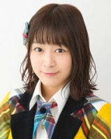 速報第100位 4369票 太田奈緒(AKB48 Team 8)(C)AKS