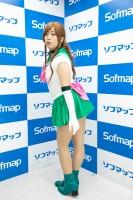 『サンクプロジェクト×ソフマップ』コスプレイヤー・たろうさん<br>(『美少女戦士セーラームーン』セーラージュピター)