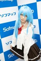 『サンクプロジェクト×ソフマップ』コスプレイヤー・ゆずかさん<br>(『電波女と青春男』藤和エリオ)