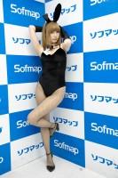 『サンクプロジェクト×ソフマップ』コスプレイヤー・愛佳さん<br>(『オリジナル』バニーガール)