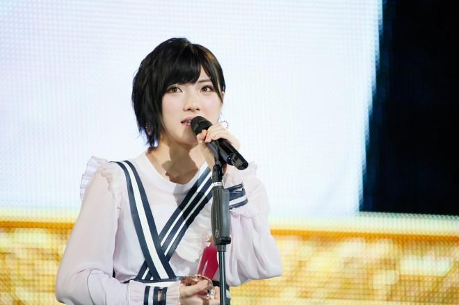 『第10回AKB48 世界選抜総選挙』5位 岡田奈々